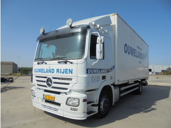 Mercedes-Benz ACTROS 1836 - container transporter/ swap body truck