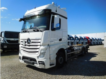 Mercedes-Benz ACTROS 25 45 - container transporter/ swap body truck