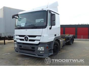 Mercedes-Benz Actros - container transporter/ swap body truck