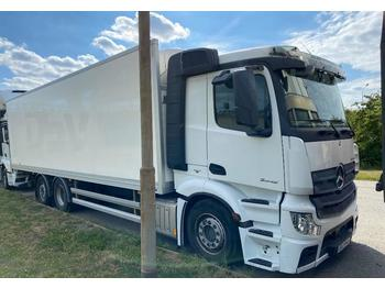 Container transporter/ swap body truck Mercedes-Benz Actros 2542 L