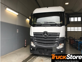 Container transporter/ swap body truck Mercedes-Benz Actros 2545 L