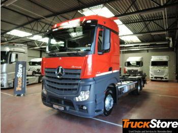 Mercedes-Benz Actros 2545 L BDF Abstandsregelung Spurassistent  - container transporter/ swap body truck