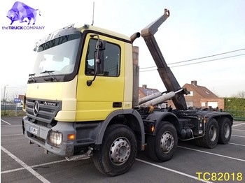Mercedes-Benz Actros 3241 - container transporter/ swap body truck