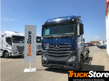 Container transporter/ swap body truck Mercedes-Benz Actros ACTROS 2545 L: picture 1
