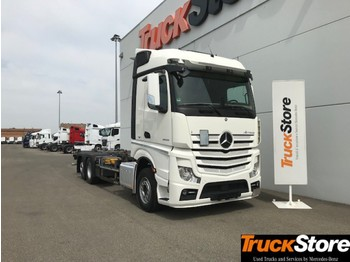 Container transporter/ swap body truck Mercedes-Benz Actros ACTROS 2545 L