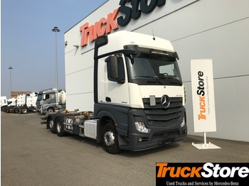 Container transporter/ swap body truck Mercedes-Benz Actros ACTROS 2548 L