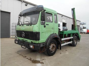 Mercedes-Benz SK 1622 (GRAND PONT / SUSPENSION LAMES / V6) - container transporter/ swap body truck