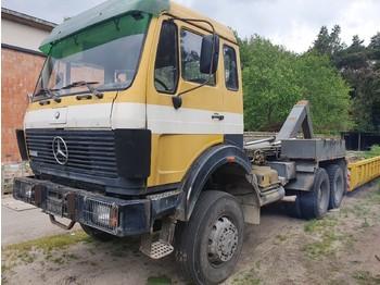 Mercedes-Benz SK 2628 6x6 Belguim truck - container transporter/ swap body truck