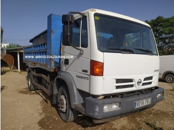 NISSAN ATLEON - container transporter/ swap body truck