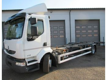 RENAULT MIDLUM 270 DXI - container transporter/ swap body truck