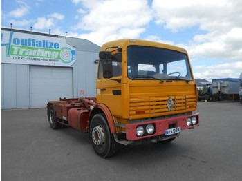 Renault G330 - container transporter/ swap body truck