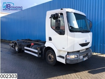 Renault Midlum 180 Manual, Telma - Retarder - container transporter/ swap body truck