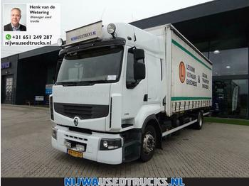 Container transporter/ swap body truck Renault PREMIUM 330 BDF-Systeem + LBW