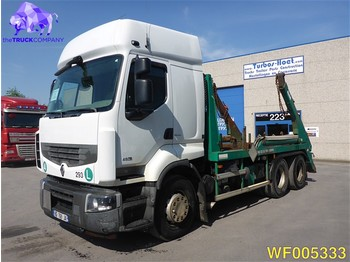 Renault Premium 450DXI Euro 4 INTARDER - container transporter/ swap body truck