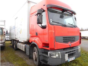 Container transporter/ swap body truck Renault Premium 450 DXI