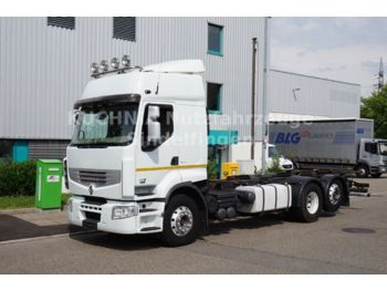 Renault Premium 450 DXI Euro-5 Standard BDF 7,15/7,45 46  - container transporter/ swap body truck