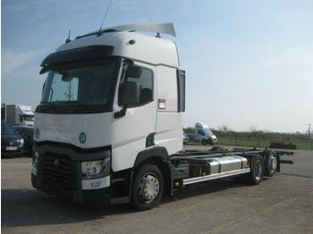 Renault T470 HD004 Jumbo BDF Euro 6c - container transporter/ swap body truck