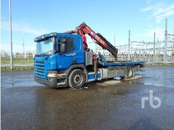 SCANIA P310 4x2 - container transporter/ swap body truck