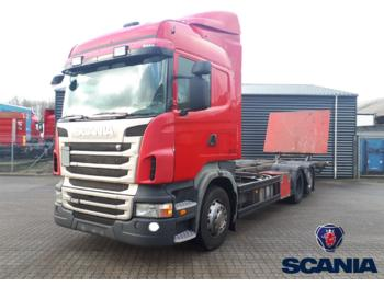 Container transporter/ swap body truck SCANIA R440