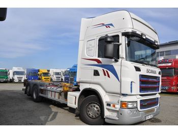 SCANIA R480 - container transporter/ swap body truck