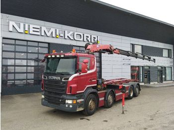 Container transporter/ swap body truck SCANIA R560