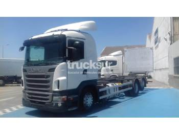 Scania G400 6X2*4 - container transporter/ swap body truck