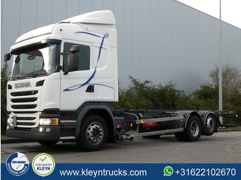Scania G450 retarder - container transporter/ swap body truck
