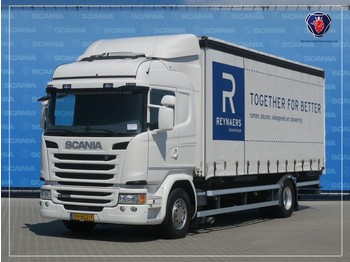 Scania G 280 LB4X2MNB| BDF SYSTEM | 3 BDF BOXES | FULL AIR - container transporter/ swap body truck