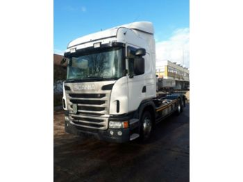 Scania G 440 Highline BDF Twistlock 60 to GG möglich!  - container transporter/ swap body truck