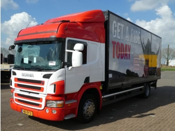 Container transporter/ swap body truck Scania P280 highline euro 5