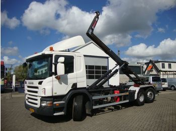 Scania P 280 B 6X2 - container transporter/ swap body truck