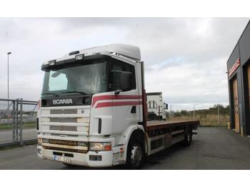 Container transporter/ swap body truck Scania R114LB4X2NB380
