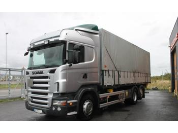 Scania R440LB6X2*4HNB Euro 5  - container transporter/ swap body truck