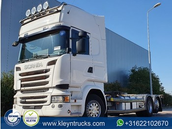 Scania R450 6x2*4 - container transporter/ swap body truck