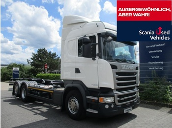 Scania R450 LB6X2 MNB - BDF 7,15 / 7,45 - SCR ONLY - container transporter/ swap body truck