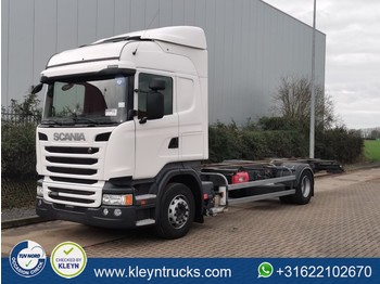 Scania R450 highline - container transporter/ swap body truck