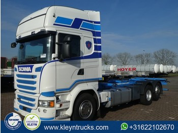 Container transporter/ swap body truck Scania R450 tl 6x2*4 src only
