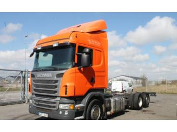 Container transporter/ swap body truck Scania R480LB6X2MNB