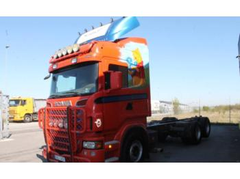 Container transporter/ swap body truck Scania R560LB6X2MNB Euro 5
