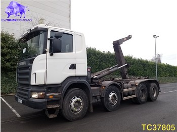 Scania R 380 Euro 3 - container transporter/ swap body truck