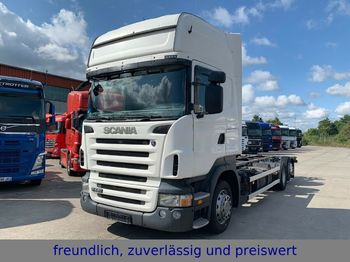 Scania R 420 * TOPLINER * RETARDER * OPTI CRUISE *  - container transporter/ swap body truck