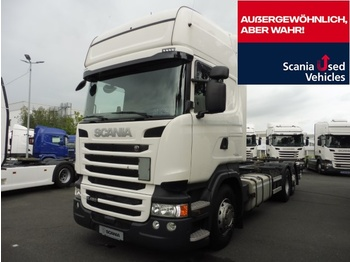 Leasing Scania R 450 LB6X2MNB - SCR Only - container transporter/ swap body truck