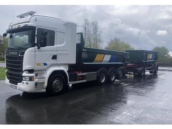 Scania R 580  - container transporter/ swap body truck