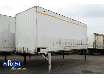Container transporter/ swap body truck TULO, 7,45x2,45x2,7m., 5 Stck. am Lager!