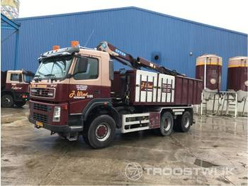 Terberg Fm1350 wdgl - container transporter/ swap body truck