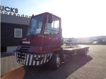 Container transporter/ swap body truck Terberg YT 180 + BDF SYSTEM + FIFTH WHEEL + FOR RENT