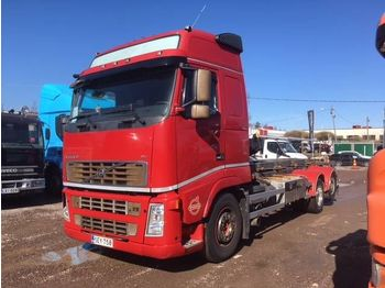 Container transporter/ swap body truck VOLVO FH12 420