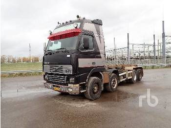 VOLVO FH12 8x2 - container transporter/ swap body truck
