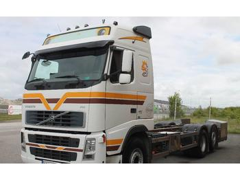 Container transporter/ swap body truck Volvo BM FH-480 6X2 Euro 5