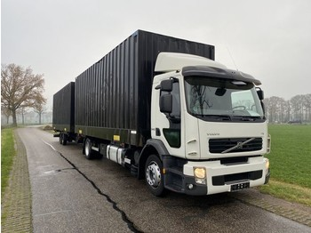 Volvo FE-340 4x2 BDF 18000 kg Full air - container transporter/ swap body truck